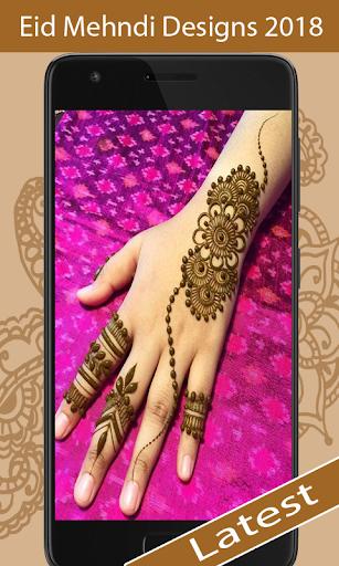Trendy Eid Mehndi Designs u2013 Henna Eid Designs 2018 1.1 screenshots 1