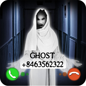 Fake Call Video Ghost Joke for PC and MAC