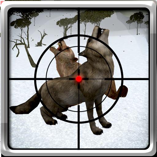 丛林动物狩猎:雪 冒險 App LOGO-硬是要APP