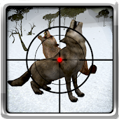 Jungle Animal Hunting : Snow