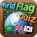 World Flag Flash Card icon