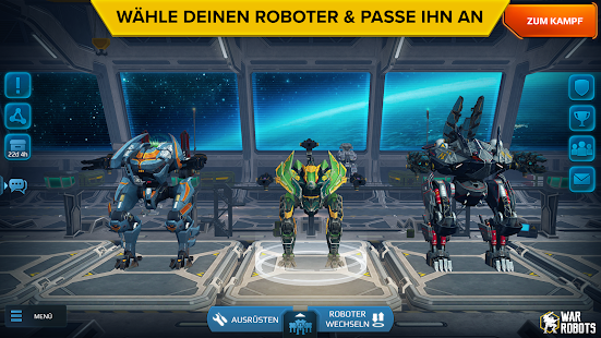War Robots Mod Apk (Latest V5 1 0) + Unlimited Money + Infinite Ammo