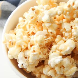 Caramel Crunch Popcorn.