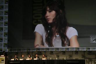 Photo: Friday - Total Recall panel; star Jessica Biel