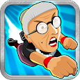 Angry Gran Toss icon