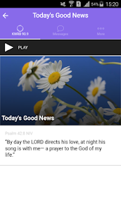 KWRB Christian Radio- screenshot thumbnail