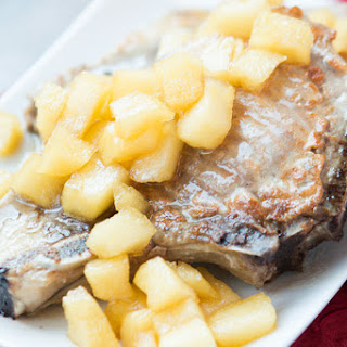 Pork Chops With Apple Chutney Recipes