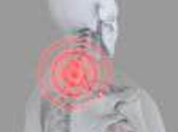 Compress For A Stiff Neck Or Swollen Glands