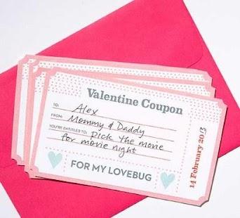 Valentines Day DIY - náhled