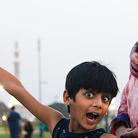 Oooo yaaa by Fawad Hashmi - Babies & Children Children Candids (  )
