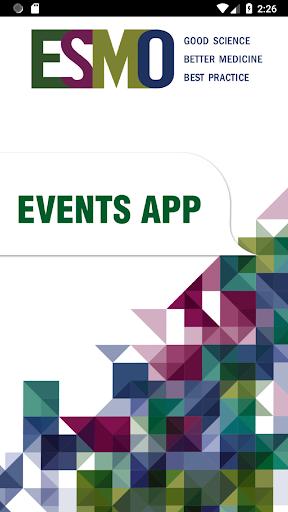 ESMO Events Apk 1