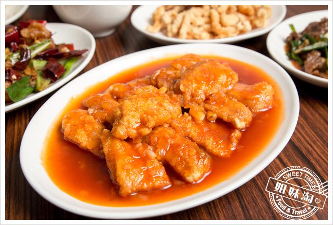 饕客食堂糖醋魚片