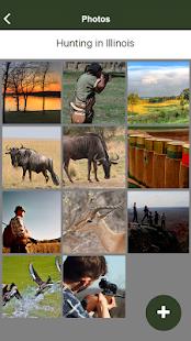 Myhuntbook - náhled