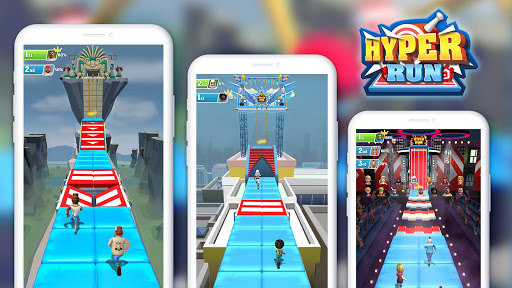 Hyper Run 3D screenshots 8