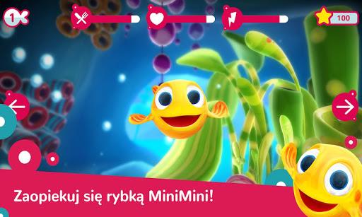 Wodny Świat Rybki MiniMini 1.5.0 screenshots 1
