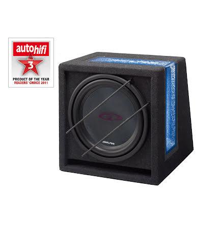 "Alpine 8"" Type-G subwoofer box (4 ohm)"