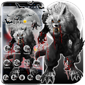 Horror Bloody Werewolf Theme