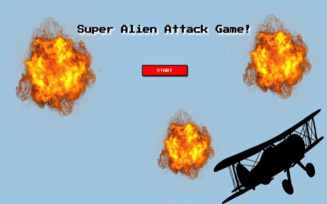 Super Alien Attack!