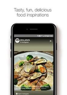 Qraved - Best Food Restaurant Dining Finder - náhled