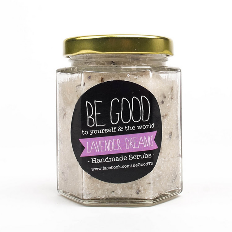 Lavender Dreams - Body Scrub by BeGood