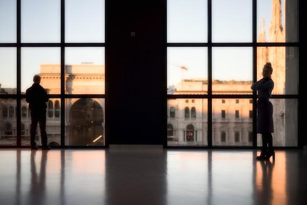 Museo del Novecento, Milano di davide fantasia