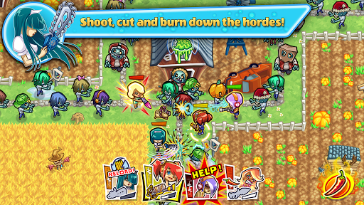 Guns'n'Glory Zombies screenshot 13