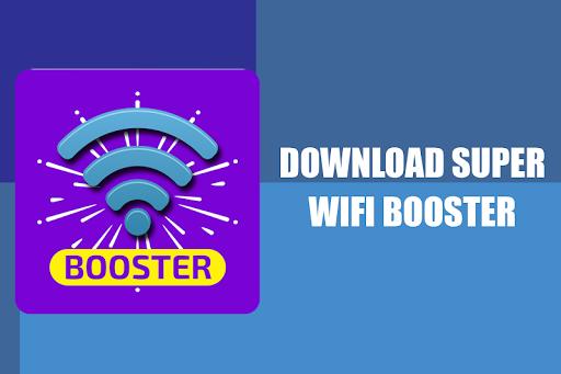 Download Super Wifi Booster Internet Booster Apk Full Apksfull Com