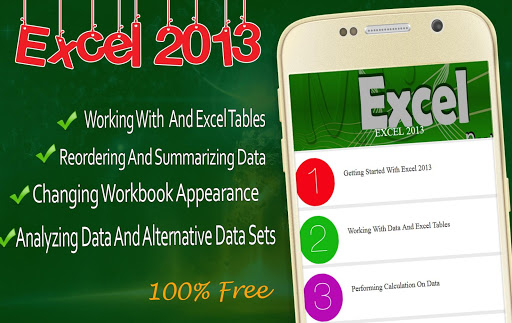 Learn MS Excel 2013 Level 1