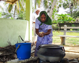 Photo: Coconut Rice Mankumban Sri Lanka