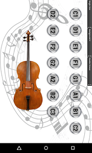 Virtual Cello screenshot 3