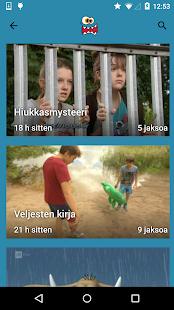 Yle Lasten Areena - náhled