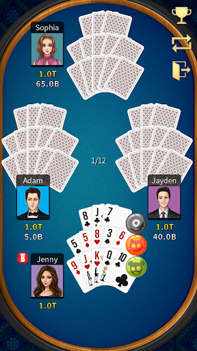 Pusoy - KK Chinese Poker Offline not Online 1.95 screenshots {n} 7
