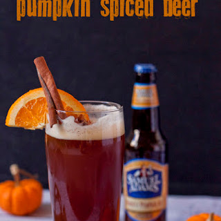 Pumpkin Spiced Beer