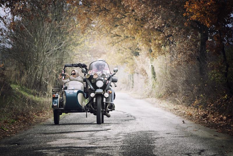 Motocicletta, 10 hp... di Madison