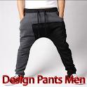Design Pants Men icon