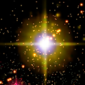 Star Clusters 3D Live WP icon