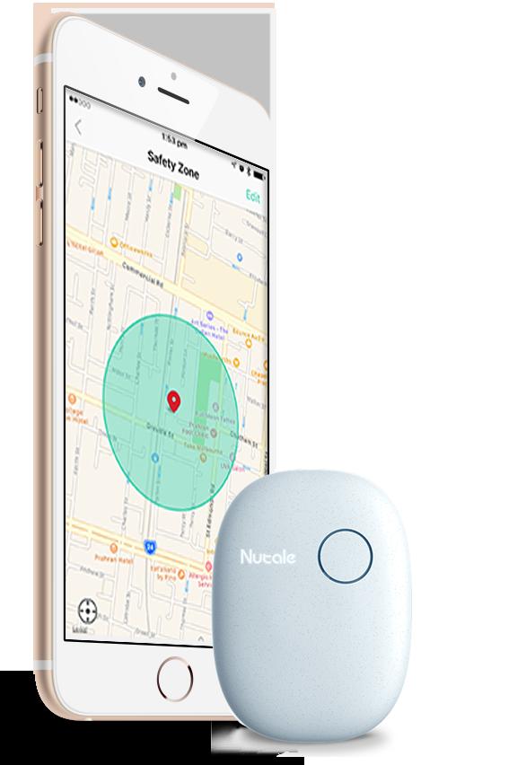 GPS tracker Nutale