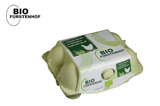 Bild für Cashback-Angebot: Fürstenhof Bio-Eier 6er Packung