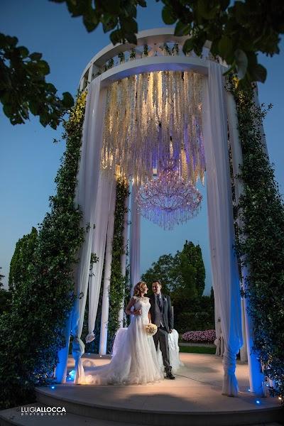 Fotografo di matrimoni Luigi Allocca (luigiallocca). Foto del 17.07.2018