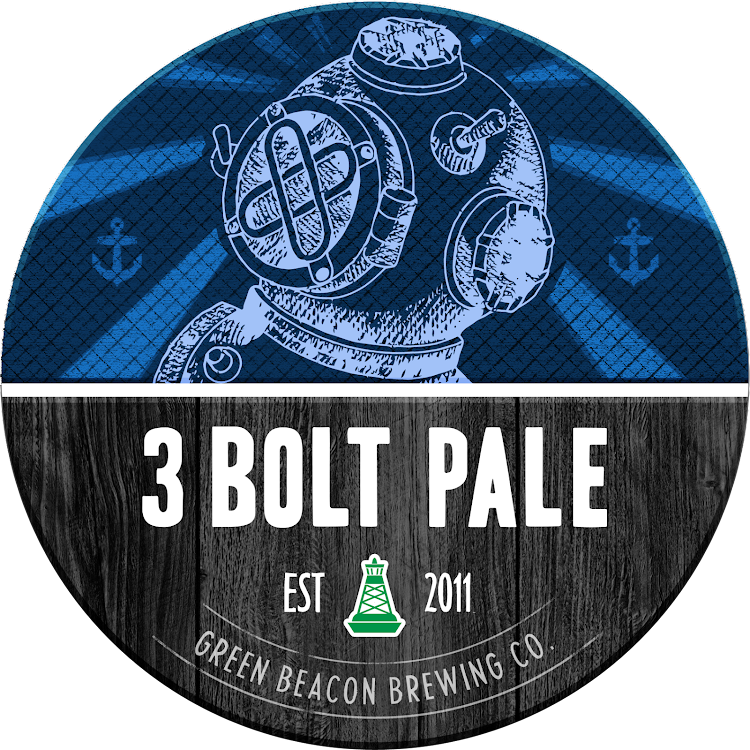 Logo of Green Beacon 3 Bolt Pale Ale
