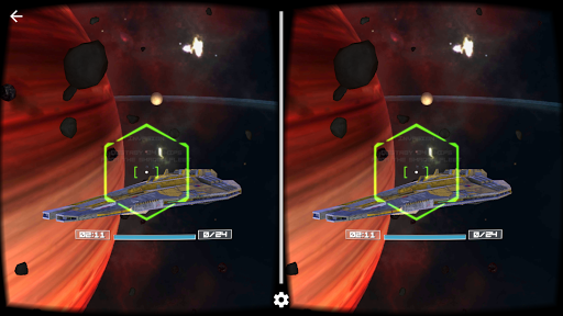 Deep Space Battle VR 2.0.1 screenshots 8