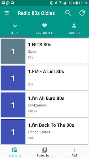 Download Radio 80s Oldies PRO+ Google Play softwares