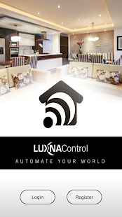 LUXNAControl- screenshot thumbnail