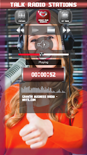 Promluvit rozhlasové stanice - náhled