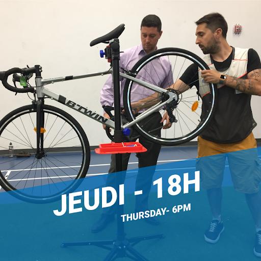Atelier vélo 102