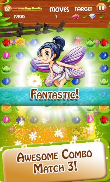 Blossom Garden Mania Android Apps on Google Play