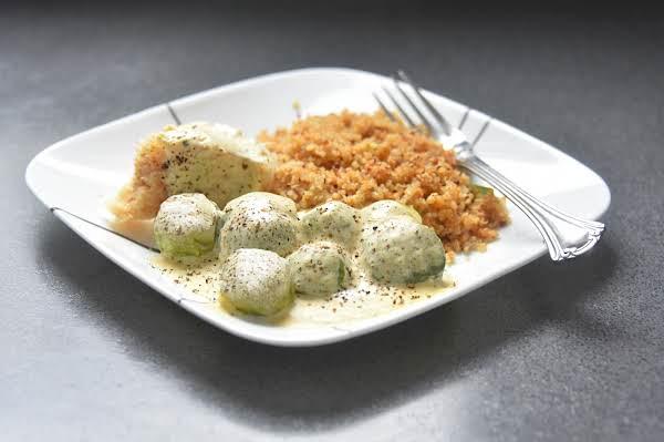 Delicious Dilly Alfredo Sauce Recipe