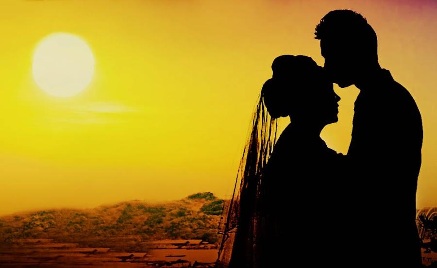 Siluet PW by Daniel Chang - Wedding Bride & Groom