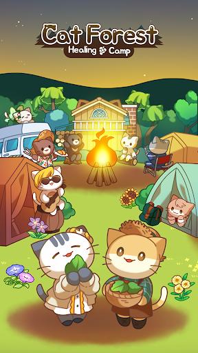 Cat Forest Lite apkmartins screenshots 1