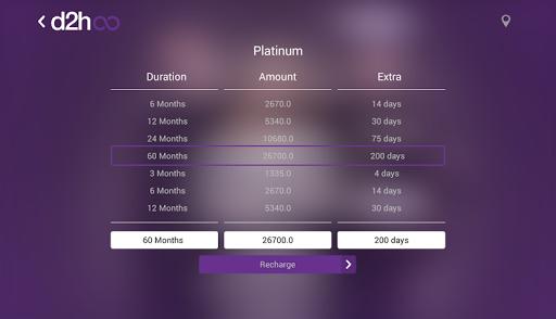 d2h Infinity screenshot 11